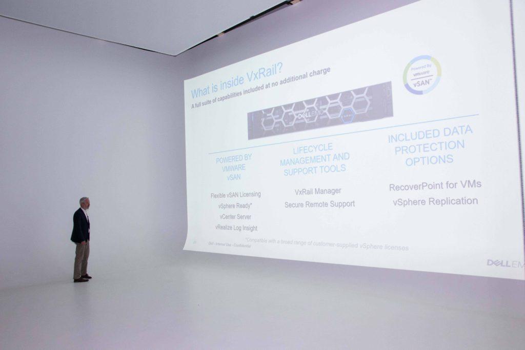 unique projects IT Unternehmen Duisburg VxRail Vortrag Präsentation, schnell, zuverlässig, IT-Service, IT-Security