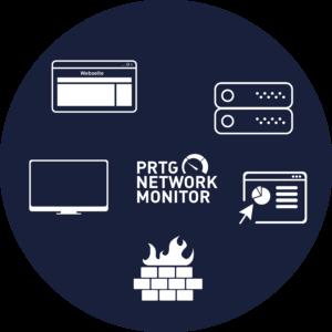 PRTG Network Monitoring Paessler unique projects Duisburg Helpdesk Systemhaus IT Computer NRW EDV Service Anbieter
