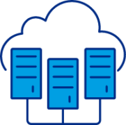Data Center Icon, unique projects, IT Systemhaus, Helpdesk, Support, Portfolio