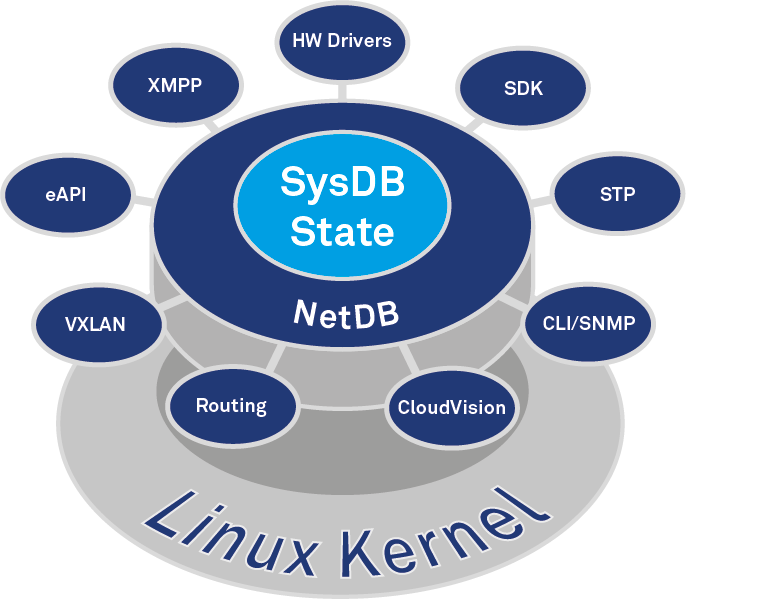 sysdb state netdb linux kernel