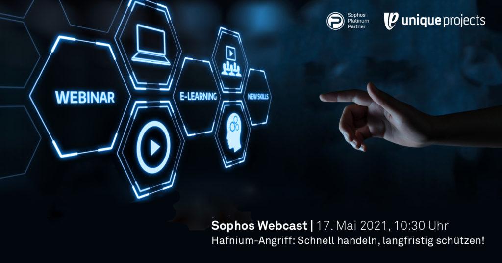 Sophos Hafnium Angriff Webcast